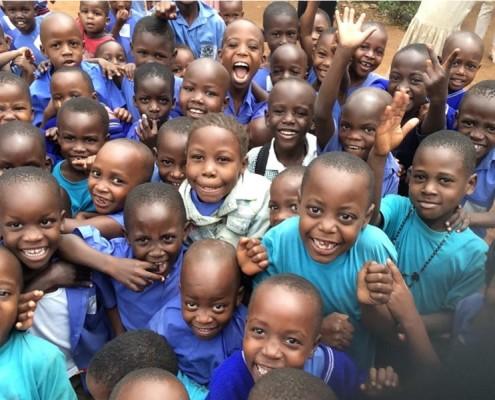 Mission of Hope Sarahs little school