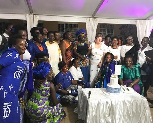 Members of the MU in Uganda