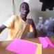 One of our former street boys, Kasita