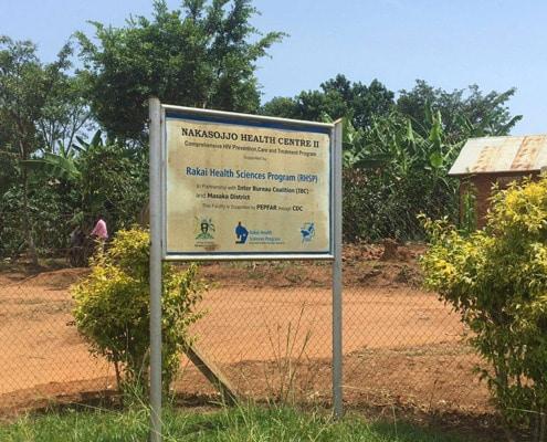 Medical Centre near Masaka