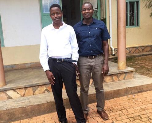 Connect Africa near Kampala
