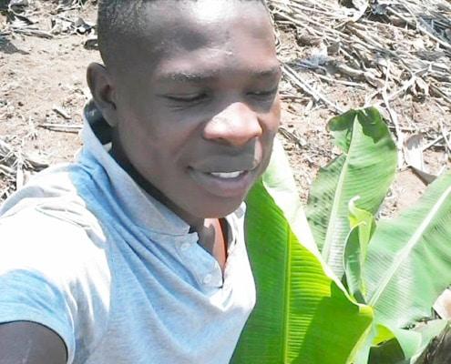 One boy who became a farmer