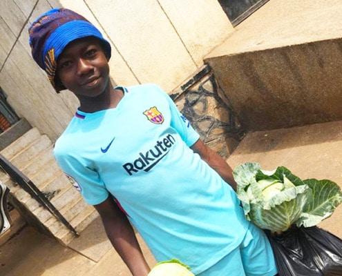 Yusuf, a former street child