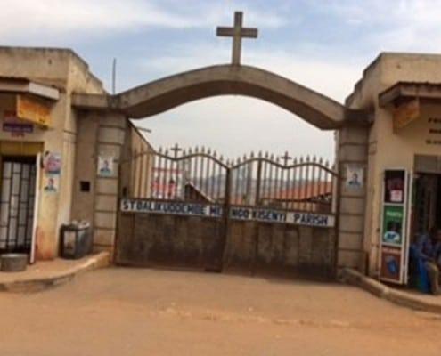 Balikuddembe church