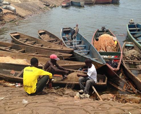 GGaba fishing village
